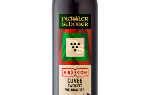 """Pichler-Schober – Cuvée Zweigelt-Blauer Wildbacher """"Medigon"""""""